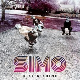 Simo - Rose & Shine   LP