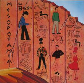 B52's - Mesopotamia | 2e hands vinyl LP