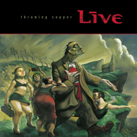 Live -Throwing Copper | CD -25th anniversary-