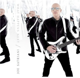 Joe Satriani - What happens next |  CD