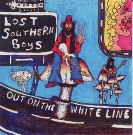 Lost Southern Boys - Out on the white line   CD