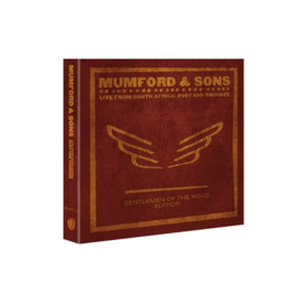 Mumford & sons - Live from South Africa: Dust and thunder  | CD + Blu-Ray