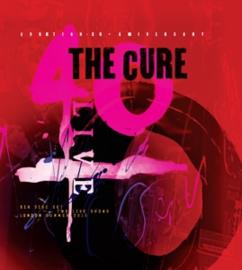 Cure - Curaetion -Anniversary Edition-   2Blu-Ray + 4CD