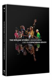 Rolling Stones - A Bigger Bang - Live On Copacabana Beach | DVD