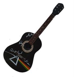Gitaarminiatuur met magneet |   Acoustic Dark side of the moon tribute - Pink Floyd