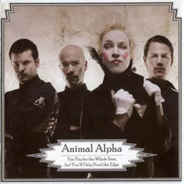 Animal Alpha - You pay for the whole seat... | CD