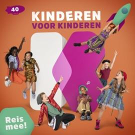Kinderen Voor Kinderen - Deel 40 Reis Mee! | CD