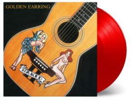 Golden Earring - Naked II | LP -Red vinyl-