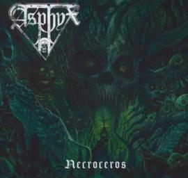 Asphyx - Necroceros | CD+DVD - Mediabook