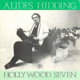 "Alides Hidding - Hollywood Seven - 2e hands 7"" vinyl single-"