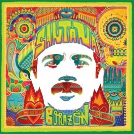 Santana - Corazon   CD + DVD -Deluxe edition-