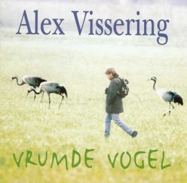 Alex Vissering - Vrumde vogel | CD