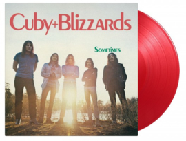 Cuby & Blizzards - Sometimes | LP -Coloured Vinyl-