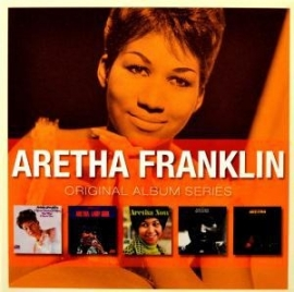 Aretha Franklin - Original album series  | 5CD