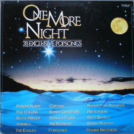 Various – One More Night (28 Exclusive Popsongs)  | LP 2e hands vinyl