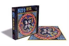 Kiss - Rock and Roll Over | Jigsaw puzzle