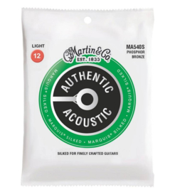 Martin Authentic Acoustic MA540S - Phosphor Bronze Light