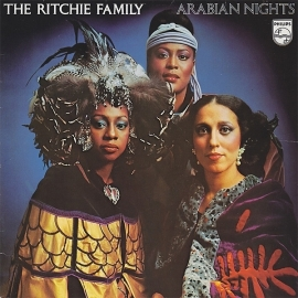 Richie Family - Arabian nights    | 2e hands vinyl LP