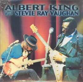 Albert King with Stevie Ray Vaughan | LP