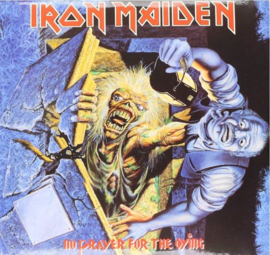 Iron Maiden - No Prayer For The Dying |  CD -digi-
