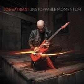 Joe Satriani - Unstoppable Momentum| CD