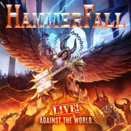 Hammerfall - Live Against the World | 3CD