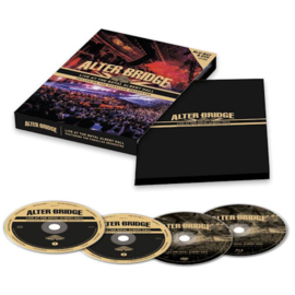 Alter Bridge - Live at the Royal Albert Hall | 4CD
