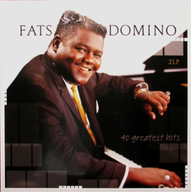 Fats Domino - 40 greatest hits | 2LP