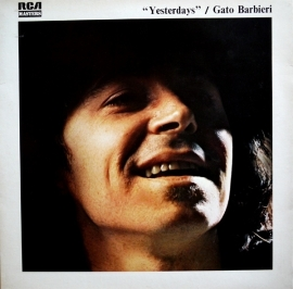 Gato Barbieri - Yesterdays   | 2e hands vinyl LP
