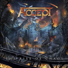 Accept - Rise of chaos | CD -digi-