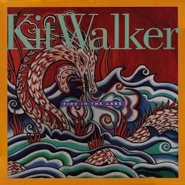 Kit Walker - Fire in the lake  | 2e hands vinyl LP