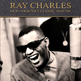 Ray Charles - Eighteen classic albums | 10CD