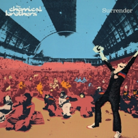 Chemical Brothers - Surrender -.. -Annivers-   4LP + DVD