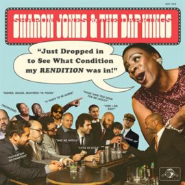 Sharon Jones & The Dap Kings - Just Dropped In (To See What Condition My Rendition Was In)    LP -Coloured vinyl-