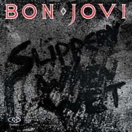 Bon Jovi - Slippery when wet  | LP