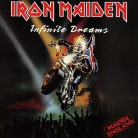 "Iron Maiden - Infinite dreams  | 7"" single"