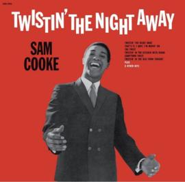 Sam Cooke - Twistin' the night away | LP