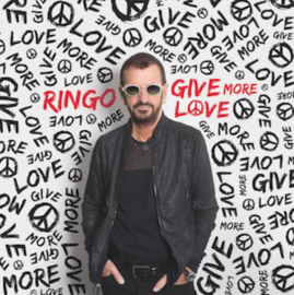 Ringo Starr - Give more love | CD
