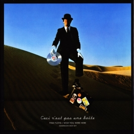 Pink Floyd - WIsh you were here - Immersion Box Set  - CD/DVD/BLU-RAY