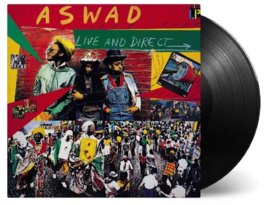 Aswad - Live and direct | LP