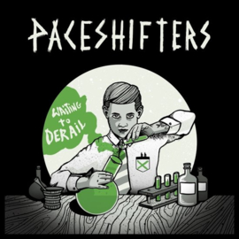Paceshifters - Waiting to derail | CD