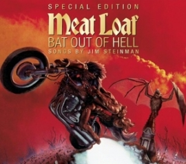 Meat Loaf - Bat out of hell   2CD