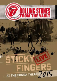 Rolling Stones - Sticky fingers live at the Fonda Theatre 2015 | CD+DVD