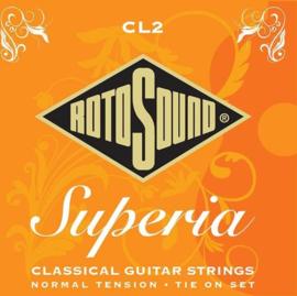 Rotosound Superia CL2 Normal Tension Gitaarsnaren klassieke gitaar