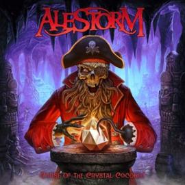 Alestorm - Curse of the Crystal Coconut | CD mediabook-