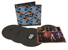 Rolling Stones - Steel Wheels Live | 4LP