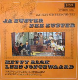 De Nieuwe Liedjes Uit Ja Zuster, Nee Zuster  | 2e hands vinyl LP