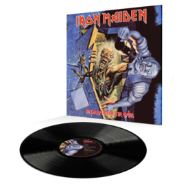 Iron Maiden - No prayer for the dying  | LP -kreuk in hoes-