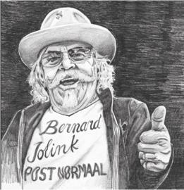 Bennie Jolink - Bernard Jolink: Post Normaal |  LP