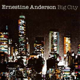 Ernestine Anderson - Big City - 2e hands vinyl LP-